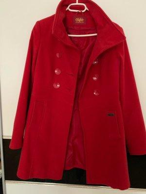 Bufallo Mantel Rot