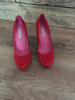 Bufallo Pumps Red