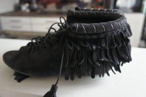 BUFALLO Schuhe Pep toe Größe 38 Leder
