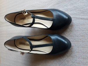 Buffallo London schwarze sexy high heels