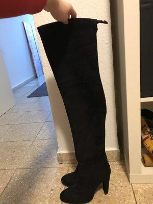 Buffallo Overknee Stiefel