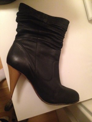 Buffallo Stiefel Leder 39 TOP