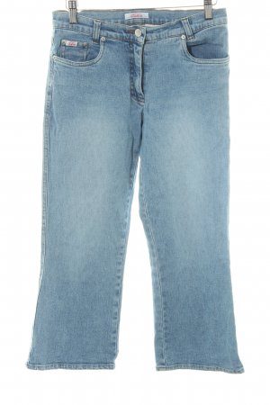 Buffalo 3/4 Jeans blau Casual-Look