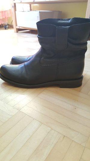 Buffalo London Botas de tobillo negro