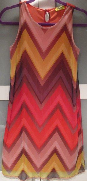 Buffalo, A-Linien Kleid, Retro, Größe 38