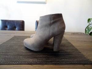 BUFFALO Ankle-Boots, Grau, Gr. 37!!
