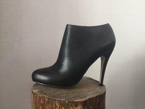 Buffalo Ankle Boots Leder