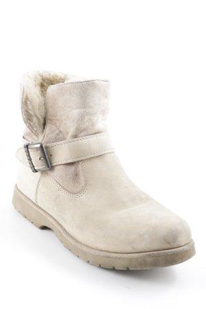 Buffalo Tronchetto sabbia-beige stile casual