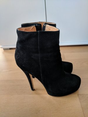 Buffalo Ankle Boots, schwarz