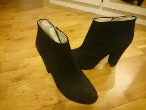 Buffalo Ankle Boots schwarz Gr.39