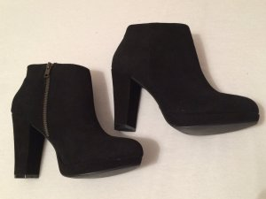 Buffalo Ankle Boots schwarz - NEU!!