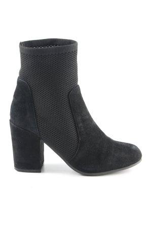 Buffalo Low boot noir style simple