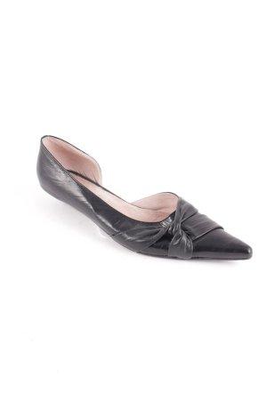 Buffalo Ballerinas schwarz Elegant