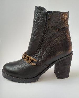 Buffalo Biker Boots mit High Heel