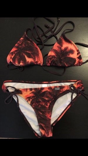 Buffalo Bikini mit Palmen