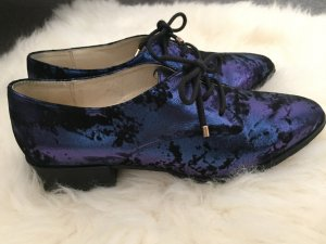 Buffalo London Lace Shoes multicolored leather