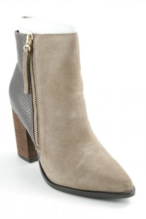 Buffalo Booties camel-braun Casual-Look