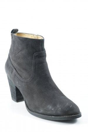 Buffalo Booties schwarz Casual-Look
