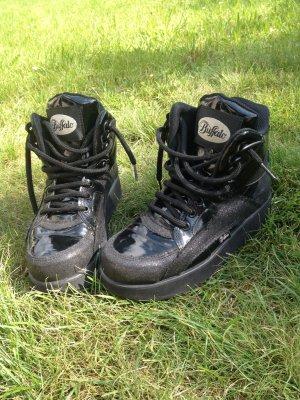 Buffalo Boots mit Plateau Größe 38