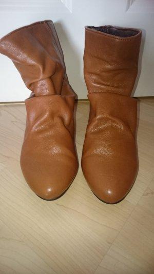 Buffalo Boots Schuhe Gr 37 Braun