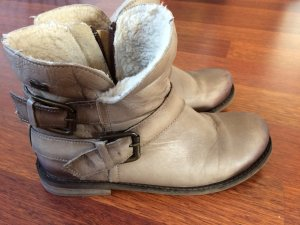 Buffalo Boots Taupe Gr:39