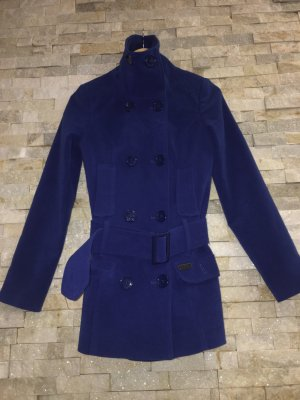 Buffalo Heavy Pea Coat blue
