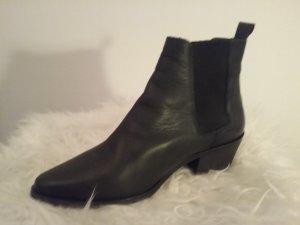Buffalo Chelsea Boots aus Leder