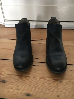 Buffalo Chelsea Boots blau Gr. 37 (38)
