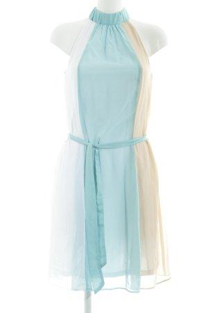 Buffalo Chiffon jurk veelkleurig elegant