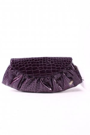 Buffalo Clutch dunkelviolett Casual-Look