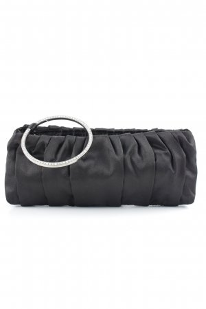 Buffalo Clutch black punk style