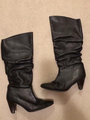 Buffalo London Slouch Boots black