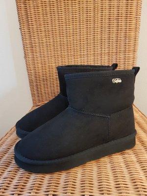 Buffalo Booties black