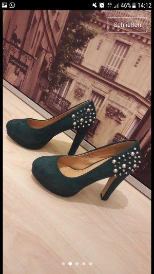 Buffalo Girl High heels Gr. 39