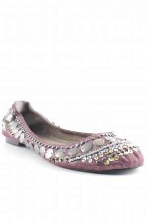 Buffalo girl Slippers multicolored extravagant style