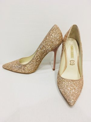 Buffalo Glitzer Pumps
