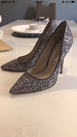Buffalo Glitzer Pumps NEU
