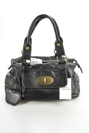 Buffalo Handtasche dunkelbraun klassischer Stil