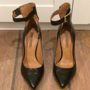 Buffalo High Heel, 11 cm, Gr. 40, schwarz