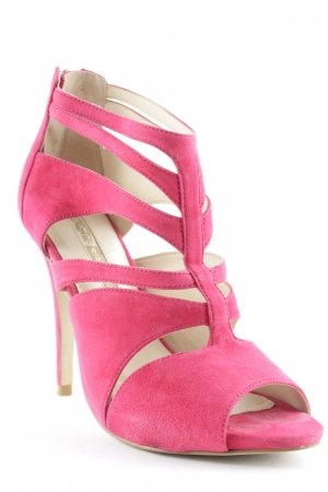 Buffalo High Heel Sandaletten pink Elegant