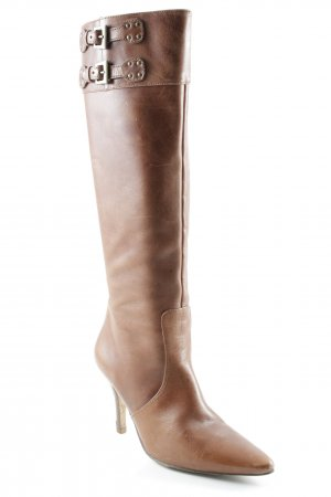 Buffalo High Heel Stiefel braun Casual-Look