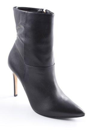 Buffalo High Heel Stiefel schwarz Elegant