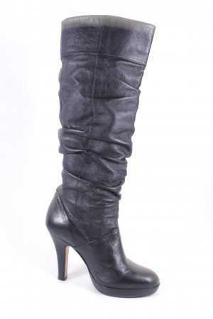 Buffalo High Heel Stiefel schwarz Street-Fashion-Look