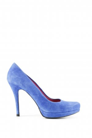 Buffalo High Heels blau Elegant