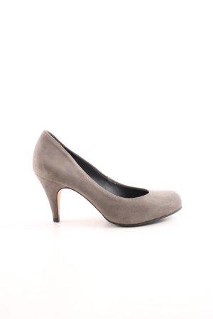 Buffalo High Heels braun Business-Look