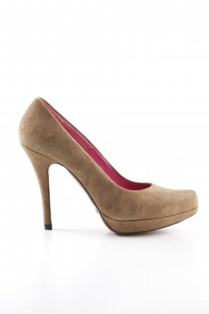 Buffalo High Heels beige Elegant
