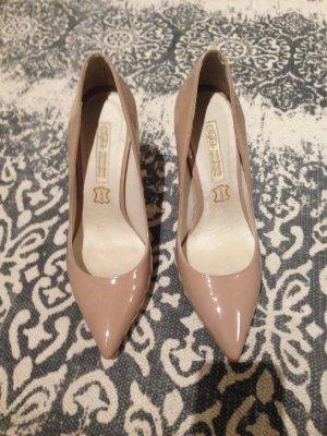 Buffalo High Heels beige Lack Gr.37