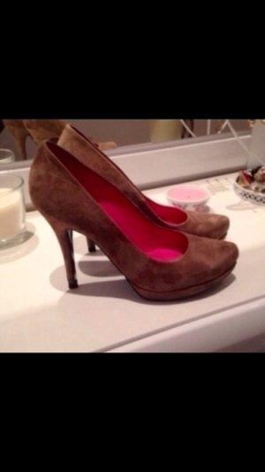 Buffalo High heels braun