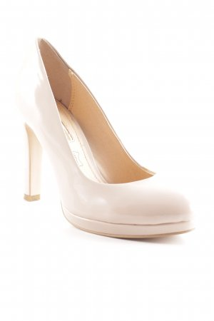 Buffalo High Heels camel-creme Casual-Look