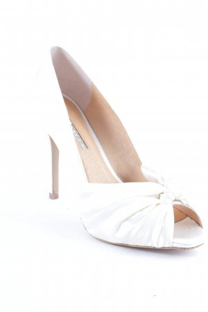 Buffalo High Heels creme Elegant